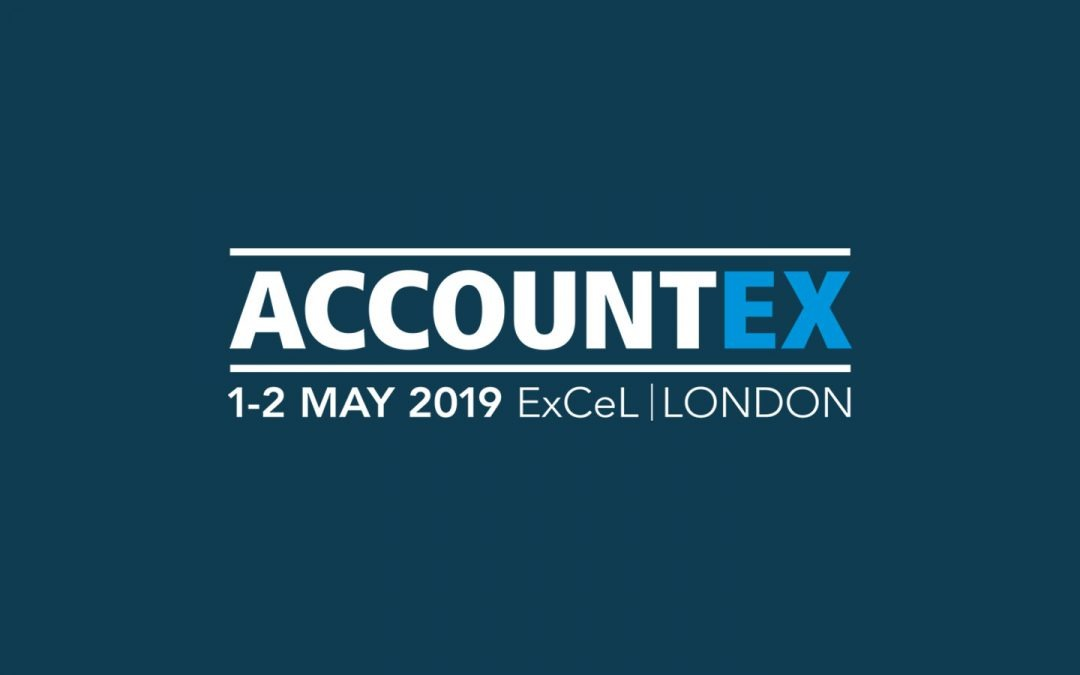 We're exhibiting at Accountex: come and say hello