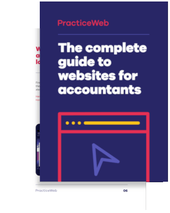 Accounting websites guide.