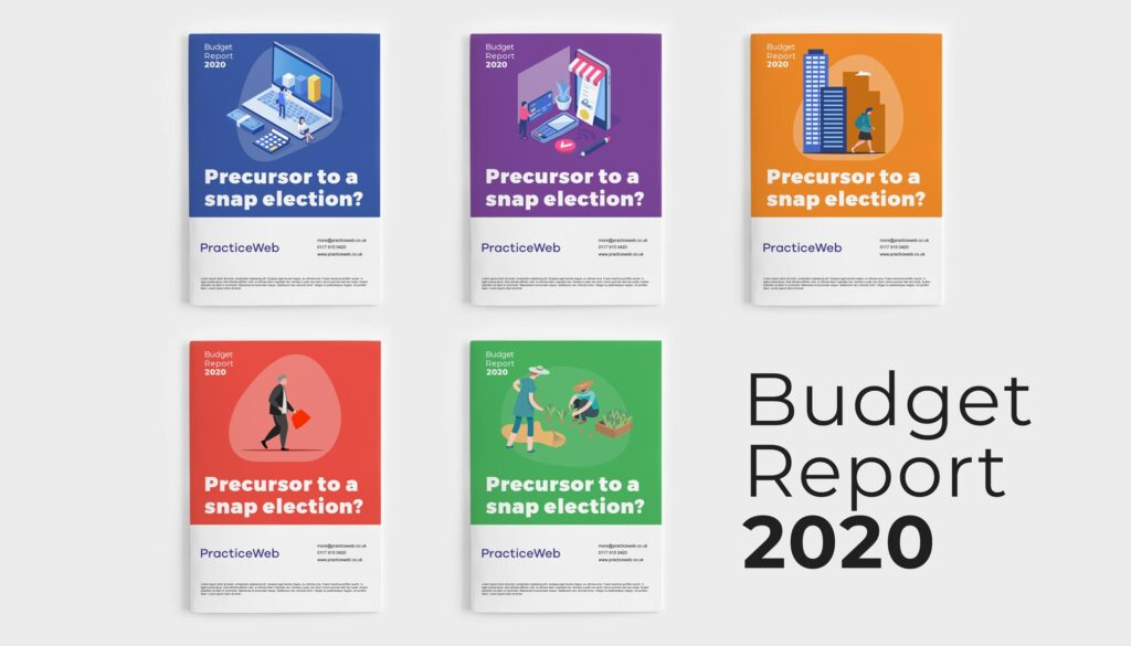 PracticeWeb's Spring Budget 2020 covers