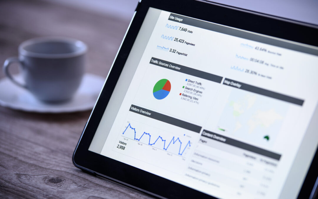 Using Google Analytics to shape your accountancy firm's marketing strategy