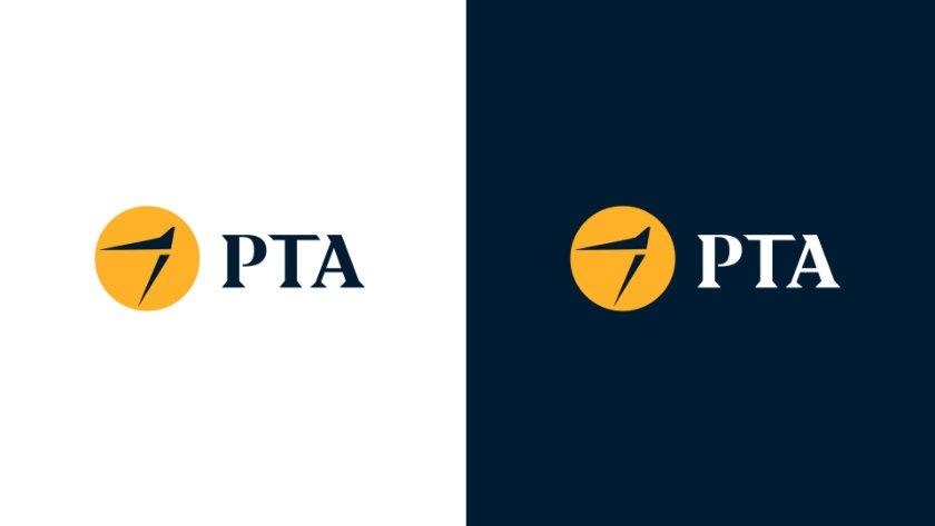 New PTA logo.
